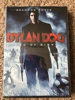 Dylan Dog: Dead of Night (DVD, 2011, Horror) Rare, Brand New, Free Shipping