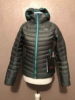 Women's arcteryx Cerium Hoody Size Large Brand New With Tags RRP £300