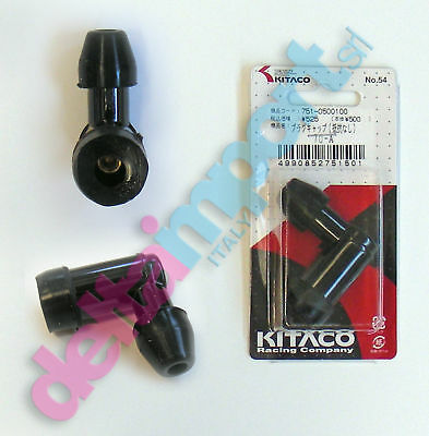Pipette Kitaco 70-A rigide remplacement bougie DENSO/NGK pitbike miniGP