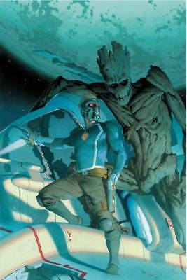 Guardians Of The Galaxy #1 Ribic Variant 1:50 Marvel Comics