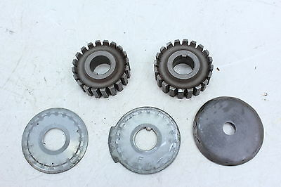 84-87 Honda Goldwing 1200 Timing Belt Drive Pulley Plates