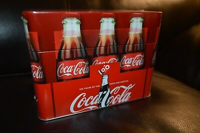 100th Anniversary Coca-Cola Recipe Tin Collection w/Recipes Included Brand New