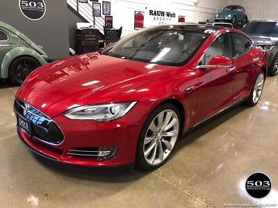 2016 Tesla Model S P90D 2016 Tesla Model S P90D Automatic 4-Door Sedan