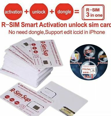MONSTER X RSIM 13 2019 iPhone Nano Unlock Card fits iPhone