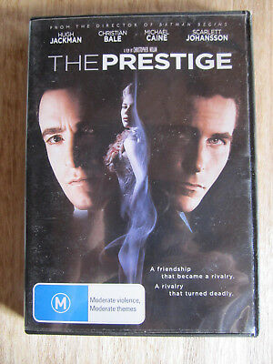 Dvd The Prestige ** Must See **
