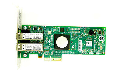 Dell LPe11002 Dual Port - 4Gbps SFP Full Height PCIe-x4 HBA