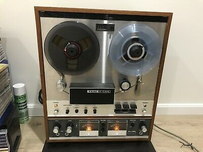 Reel To Reel Tape Player Teac A-6010