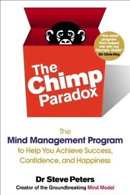 *PDF* The Chimp Paradox By Prof Steve Peters On PDF Instant Delivery