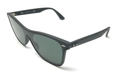 b7ce4877ee6 BRAND NEW RAY-BAN RB4279 601 71 Black   Grey Round Sunglasses - 51mm ...