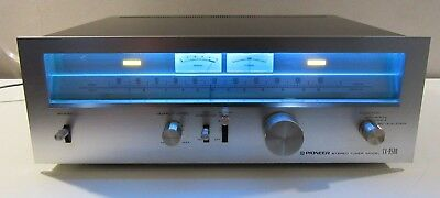 PIONEER TX-9500 TUNER WORKS PERFECT PRO SERVICED + LED's EXCELLENT CONDITION