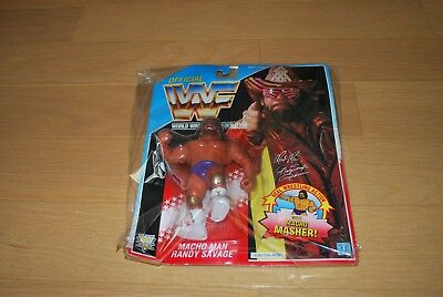 Hasbro WWF Wrestling WWF Hasbro Macho King Randy Savage Figure unopend 2