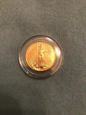 1/4 oz. American Gold Eagle 1998