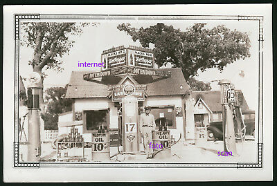 Old Photo,Southport Gas Station,Delta County, Jot Em Down,Texas,Visible Pump,Oil