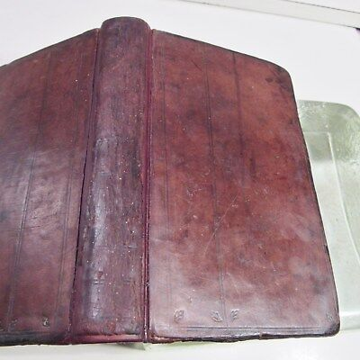 THE TEMPLE.SACRED POEMS+PRIVATE EJACULATIONS/1647/GEORGE HERBERT/FINE LTHR/$10k+