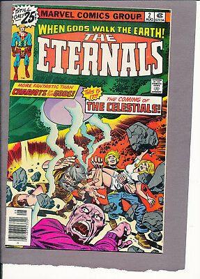 Eternals 2 1st Celestials F+ 6.5 1976 Movie Soon