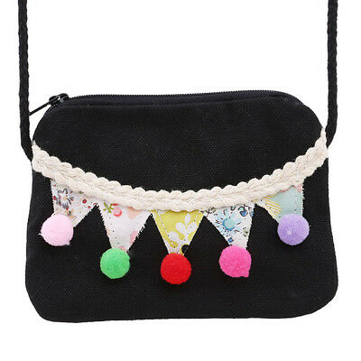 Girls Small Bag Coin Holder Quality Wallet Women Durable Ethnic Style Purse L