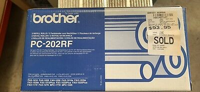 Brother PC202RF Twin Pack Ribbon