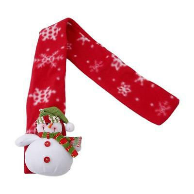 Baby Kids Neck Warmer Scarf Winter Scarves Christmas Gifts Party Decoration L