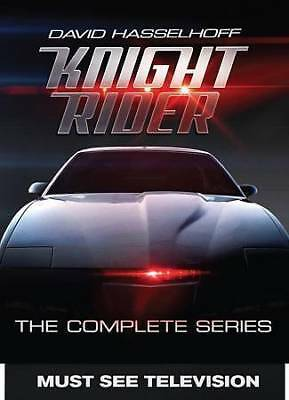 Knight Rider - The Complete Series (DVD, 2016, 16-Disc Set)