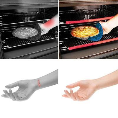 Heat Resistant SAFEST Oven Rack Protectors Universal, Silicone PACK of 2 NEW - L