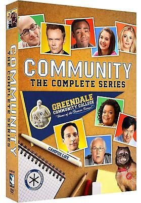 Community: The Complete Series (DVD, 2018)