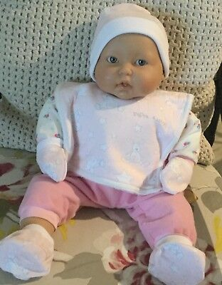 Berenguer Baby Doll Soft Body Large 50cm Dressed Realistic