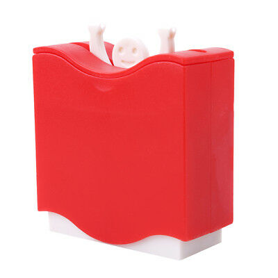 Automatic Toothpick Holder Toothpick Box Dispenser Bucket Home Table L