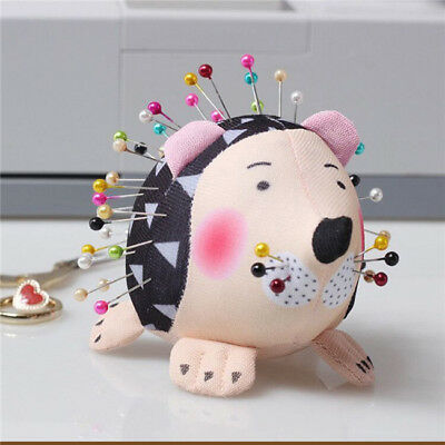 Hedgehog Sewing Needle Pin Cushion Dressmaking Pincushion Quilting Tools Craft