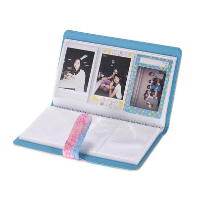 96 Pockets Mini Photo Album Photo Book Album for Fujifilm Instax Mini 9 8 O3O6