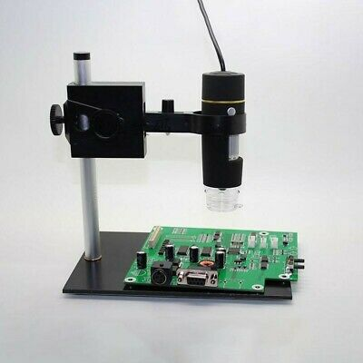 Working Distance 1-500X HD USB Digital Electronic Microscope for PCB Repair
