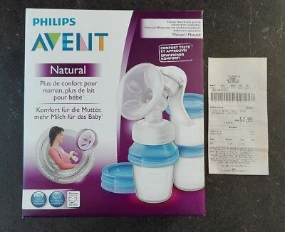 tire-lait Philips AVENT Natural