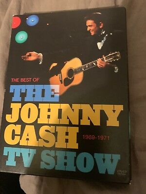 The Best of the Johnny Cash TV Show (DVD, 2007, Deluxe Edition)
