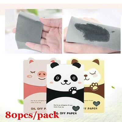 Tool Suction Cleaning Sheet Oil Absorbing Oil Control Blotting Paper Skin Care