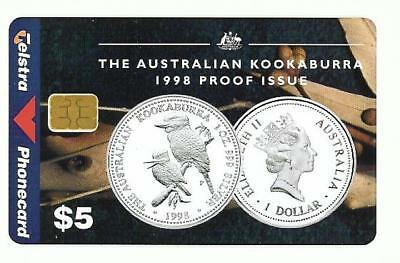 Rare & Scarce Pristine Mint $5 Perth Mint  98005017 A 2500 Issued
