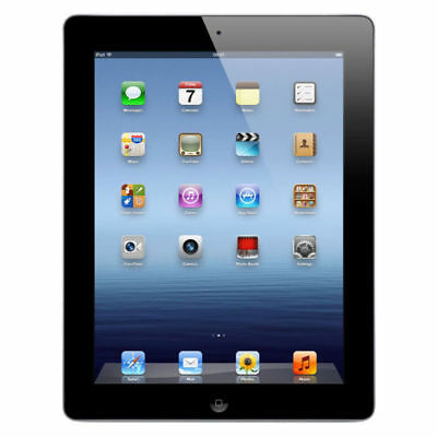 Apple iPad (1. Generation) Wi-Fi 64 GB schwarz - B-Ware
