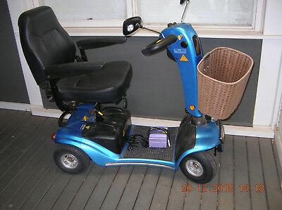mobility scooter shoprider dismantlable