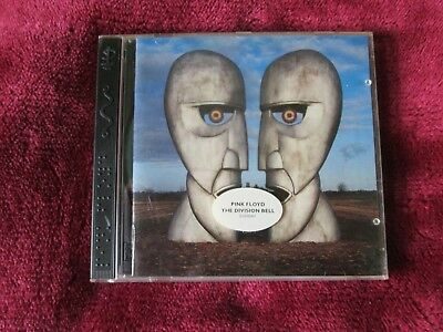 Pink Floyd - The Division Bell Cd 1994