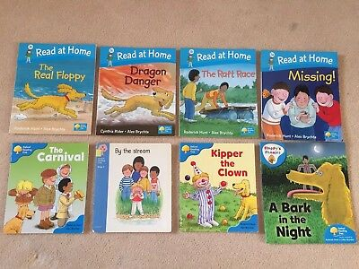 Oxford Reading Tree: Read With Biff, Chip & Kipper First Experience Going to the