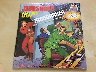 James Bond 007 Moonraker See and Hear By Kid Stuff