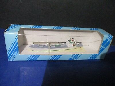 HANSA REEFER CARGO SHIP 'MS BLUMENTHAL'1/1250 MODEL S341 New in Box X45 PA