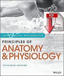 (PDF)Medicine Principles Of Anatomy And Physiology 15 th Ed 2017/official