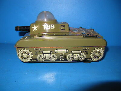 60er Jahre Gama Space-Tank Panzer T 99