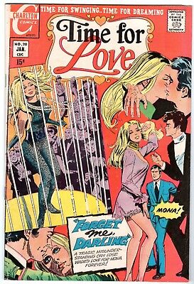 Time for Love #20, Very Fine Condition