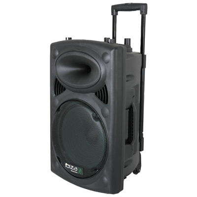 Ibiza Sound PORT8VHF-BT Portable PA System