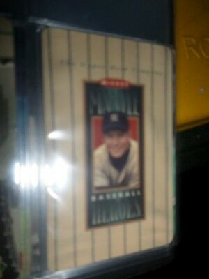 4 Card Phone Card Set Of Mickey Mantle Released Mid 1990S By Upperdeck & Global