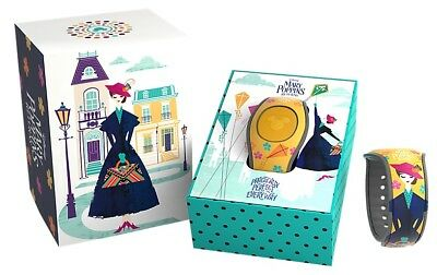 Disney Parks Mary Poppins Returns LE 1500 Magicband Magic Band NIB - SOLD OUT