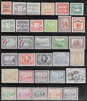 Paraguay Air Post Collection 1930's-1950's