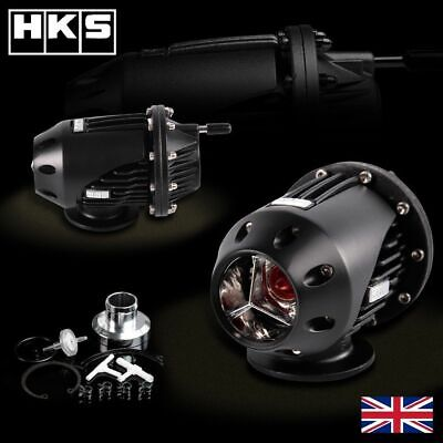 HKS dump valve Bov SSQV universal *NEW * black 25mm