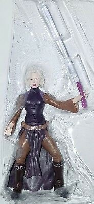 Star Wars DARK WOMAN Figure 30th Anniversary Comic Packs Clone Wars Jedi Knight