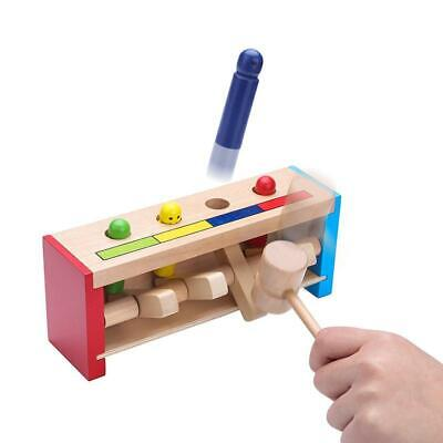 Baby Instrument Percussion Musical Finger Shaker Sand Hammer Toy EH7E
